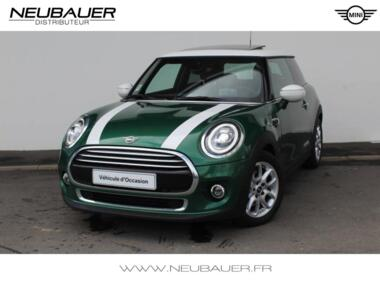 MINI Mini Cooper 136ch Edition Greenwich BVA7 109g